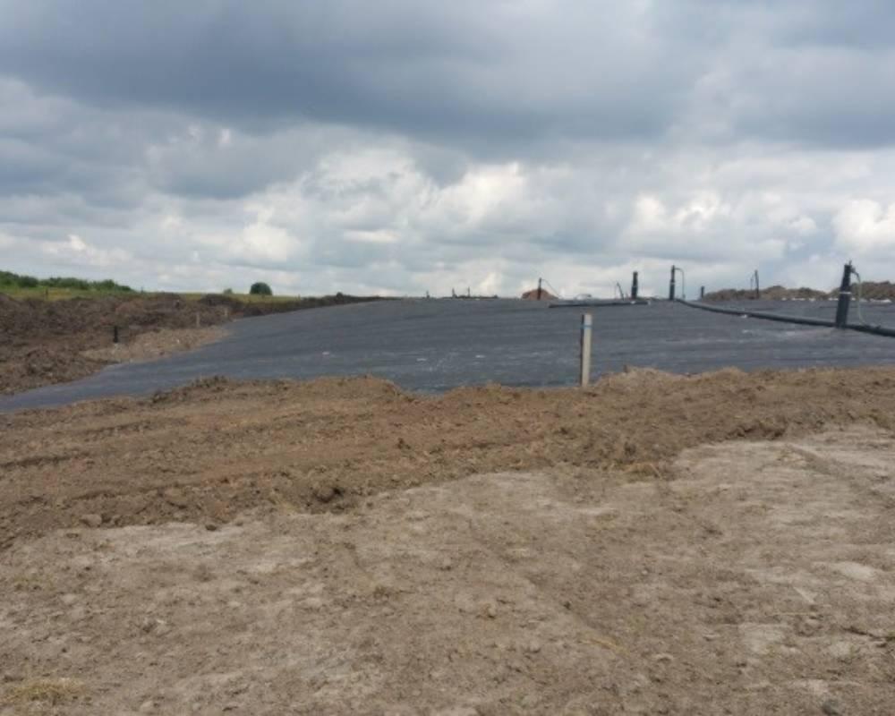 Arpley Landfill Capping