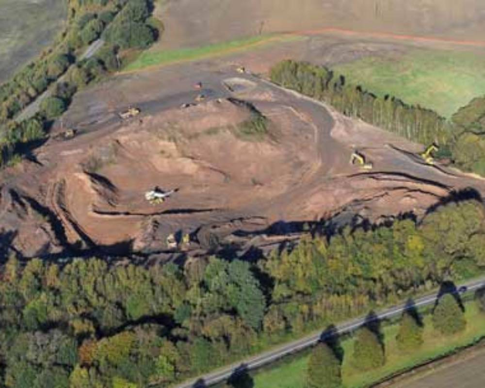Remediation & bulk Earthworks